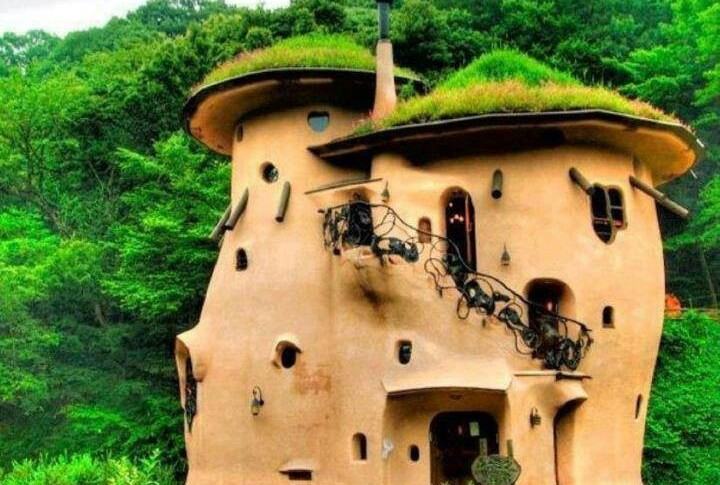 Cob houses an ancient solution to a modern problem for Cobb house plans