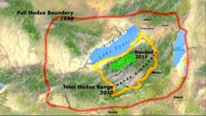 hadza territory