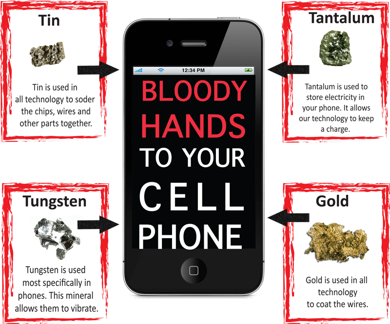 Cell Phones Are The New Blood Diamonds