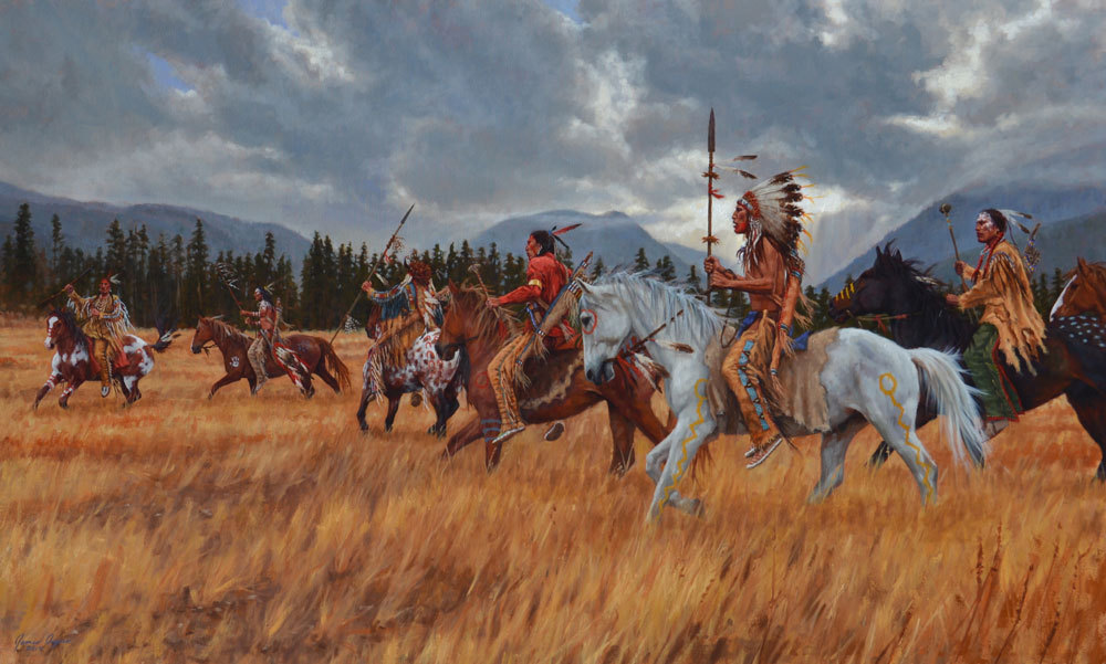 black_hills_war_path_lakota_sioux_giclee_james_ayers__54743-1426043427-1280-1280
