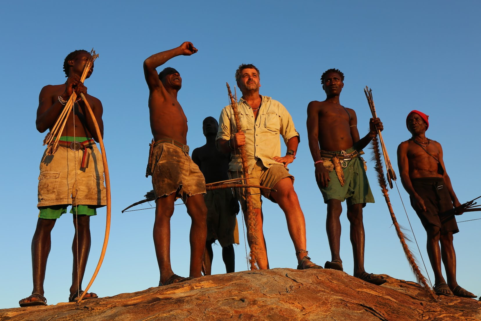 What a Hunter-Gatherer Diet Did to a Man's Gut Bacteria in Just Three Days