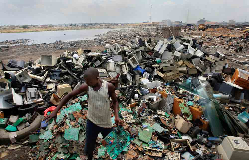 Quot First World Quot Countries Are Using Africa As A Dump For Old