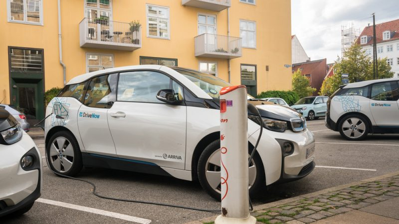 Denmark Bans Sale Of Fossil-Fueled Cars By 2030