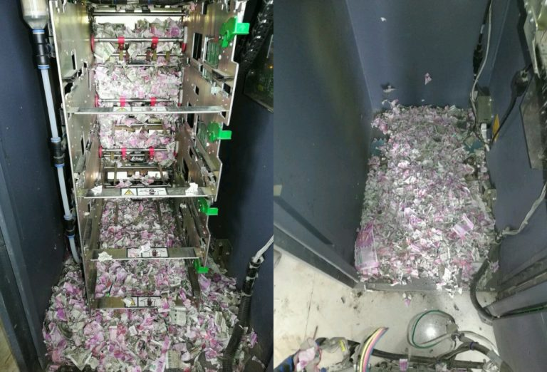 Rat Breaks Into an ATM, Eats Nearly $20,000 and Dies