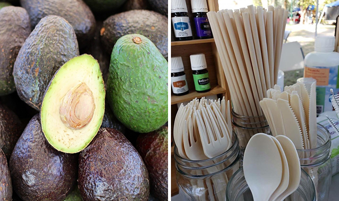 Company Turns Avocado Pit Waste Into Biodegradable Straws and Cutlery