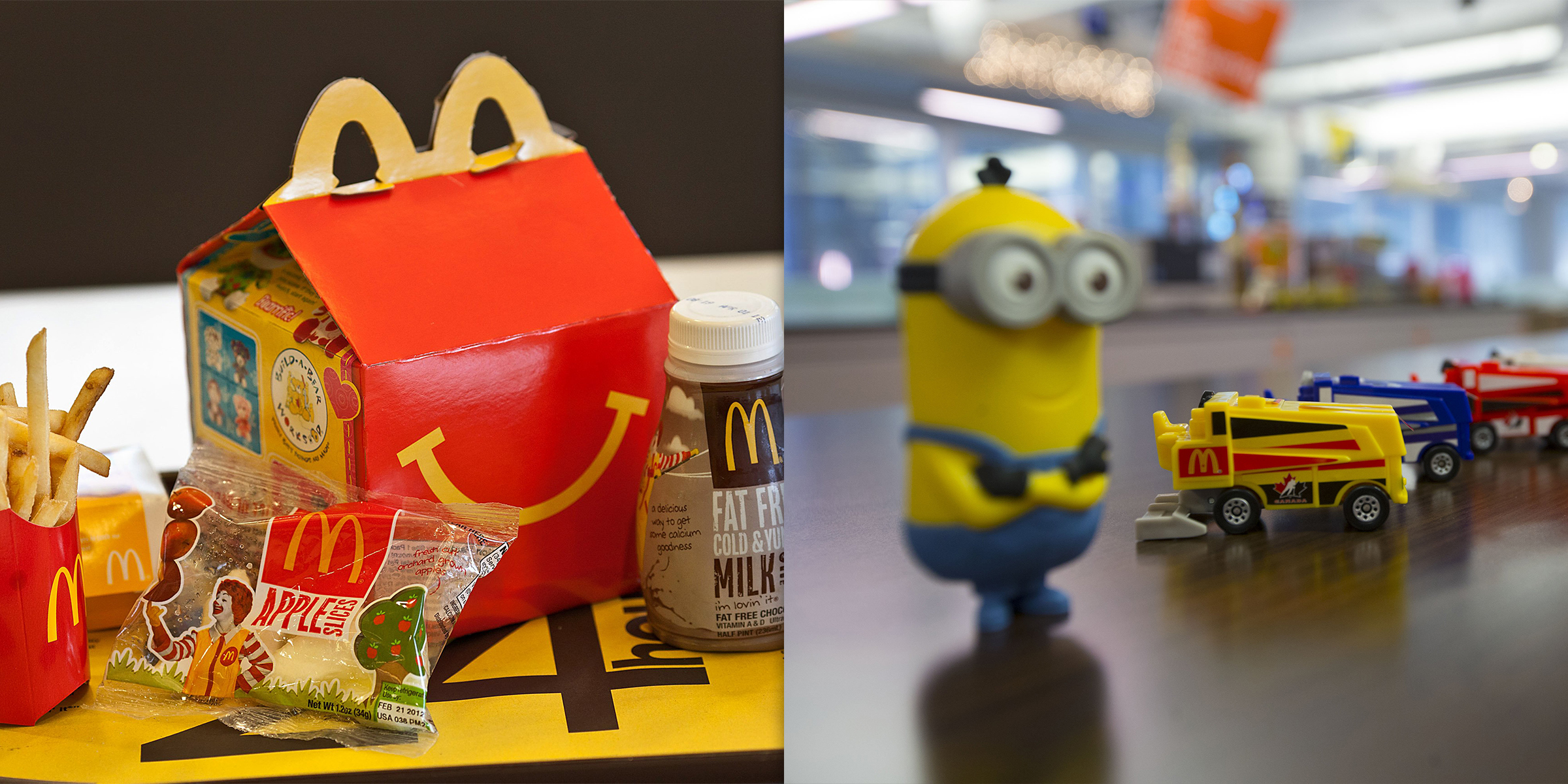 Kids Petition McDonalds to Stop Putting Plastic Toys in Happy Meals, McDonald's Responds