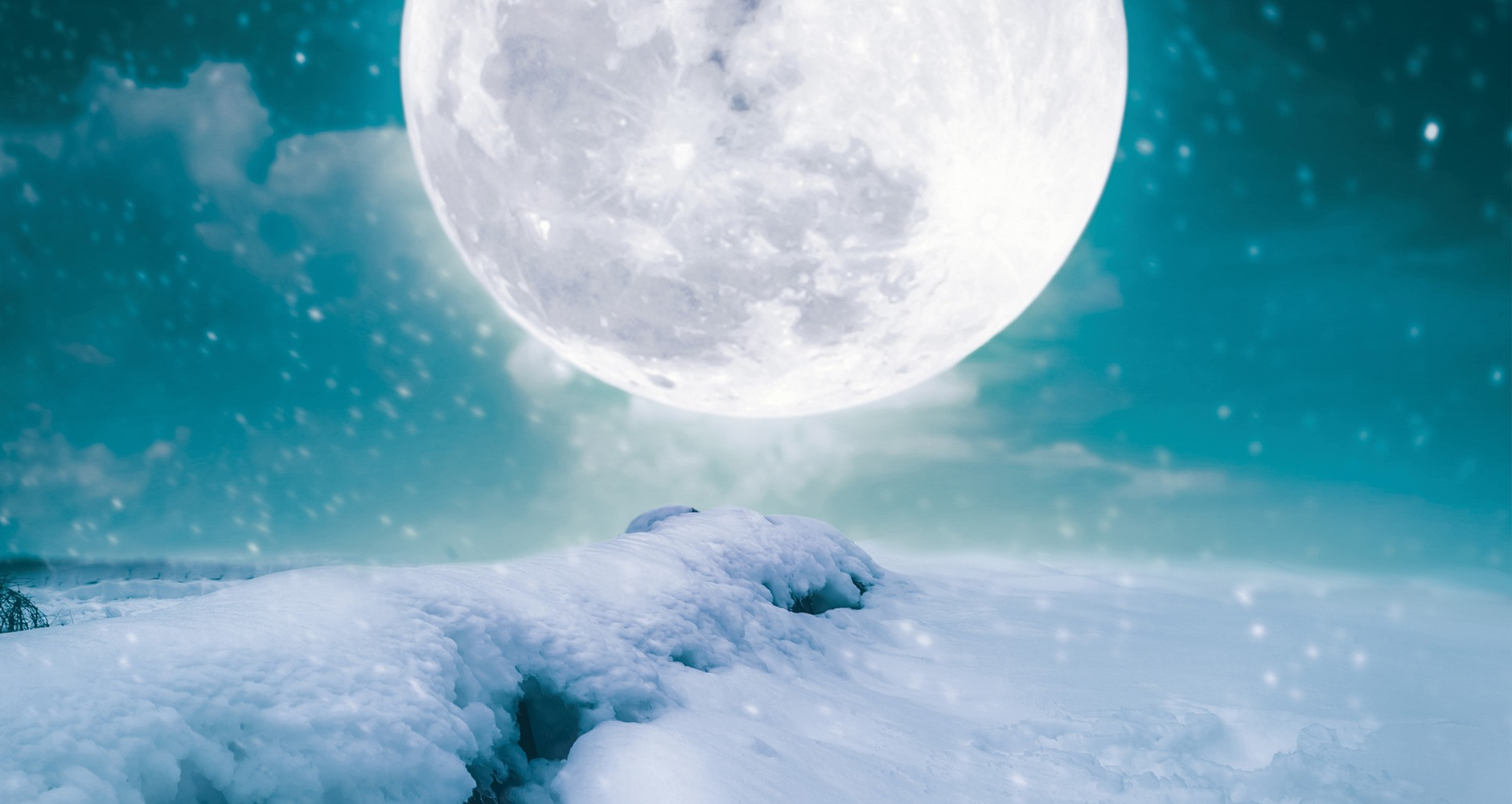 """December's Full """"Cold Moon"""" Peaks at 12:12 a.m. on 12/12"""